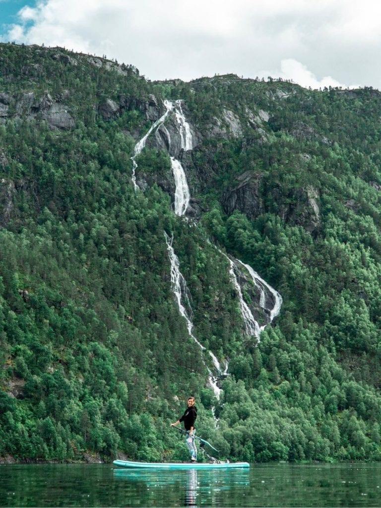 Rullestadvatnet Norwegen
