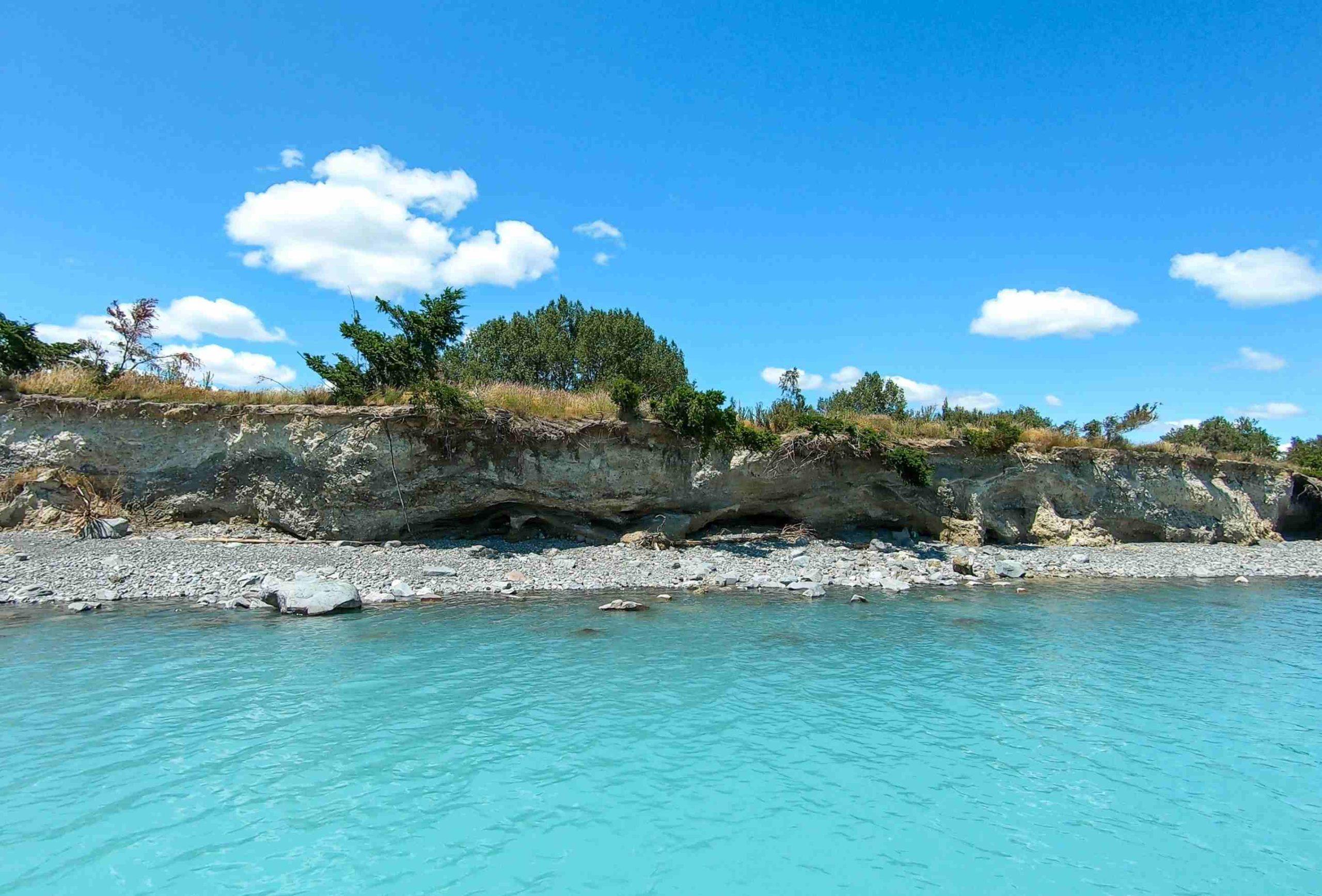 Der Lake Pukaki in Neuseeland