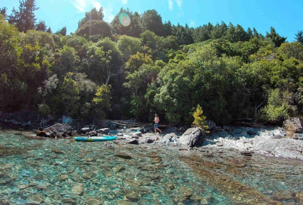 Wälder um den Lake Wakatipu