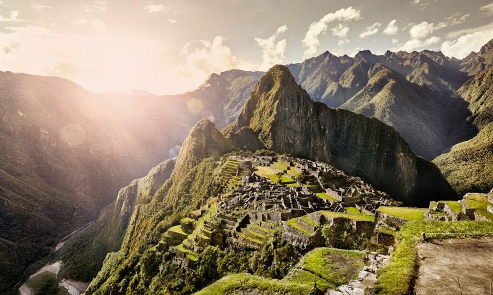 Machu Picchu Inka-Trail