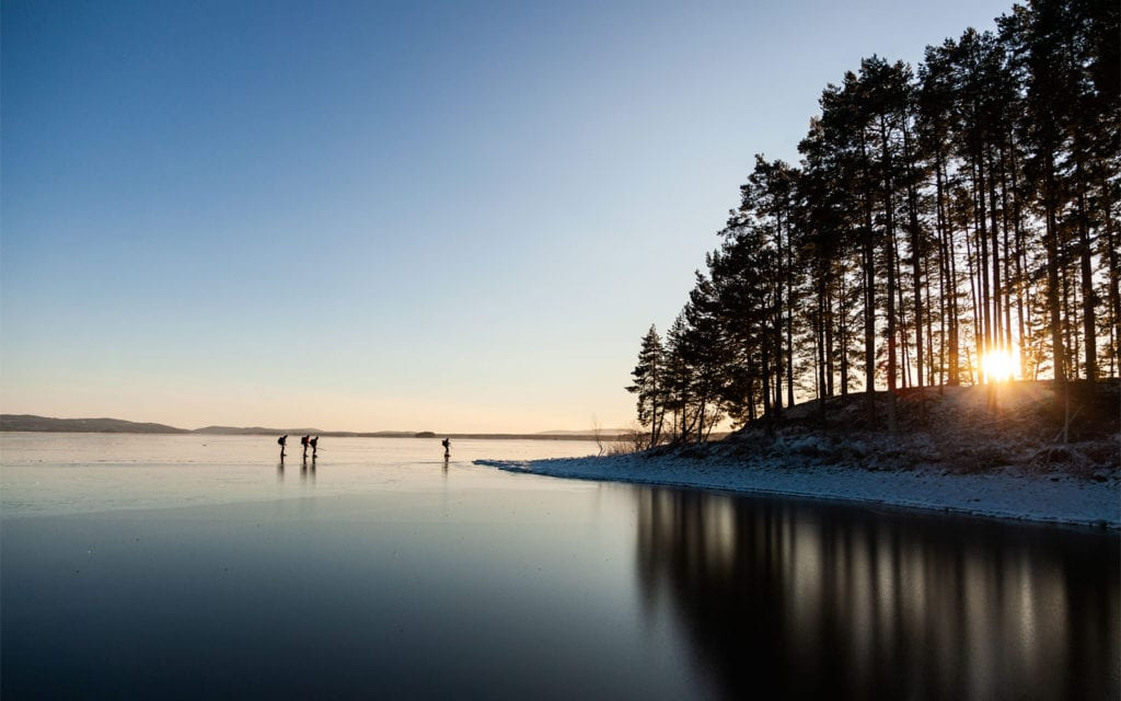 Nordic Ice Skating