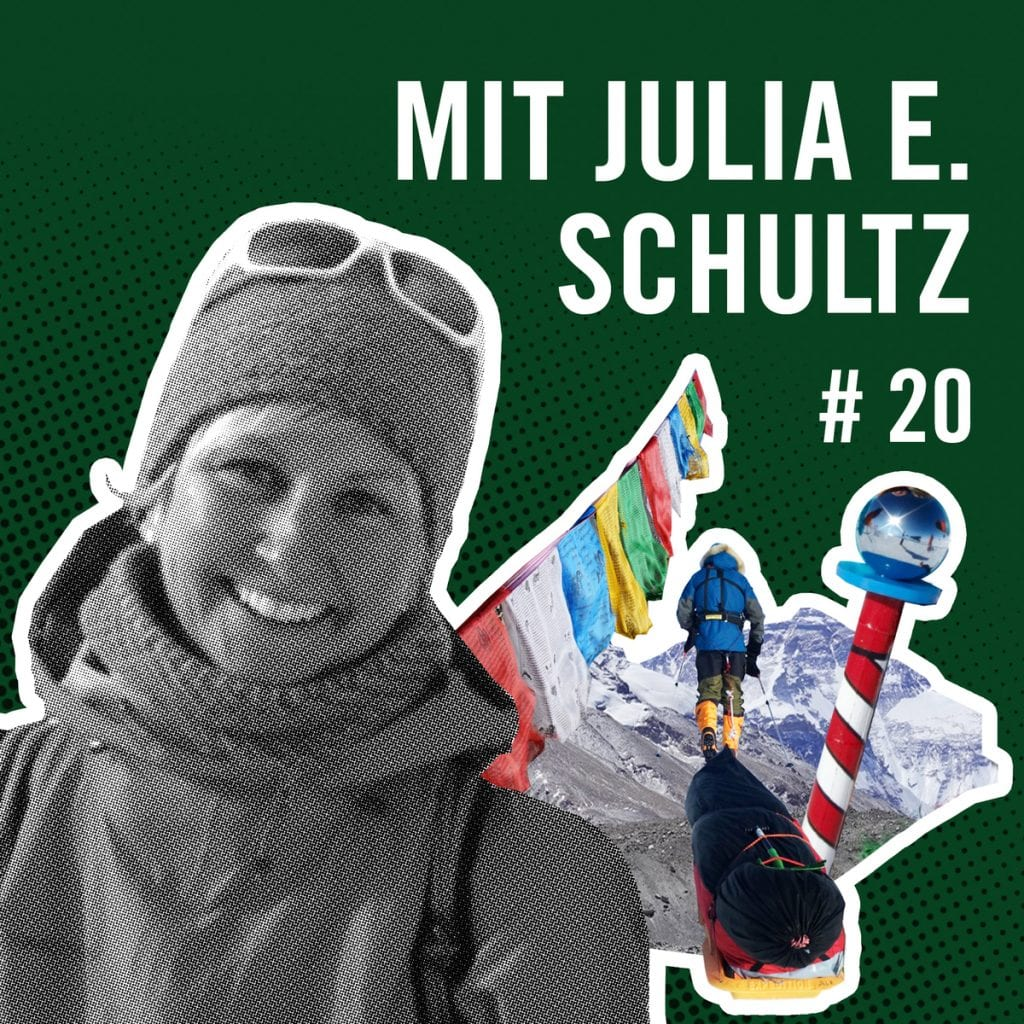 Podcast mit Julia Schultz