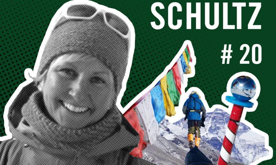 Rausgehört #20 mit Julia E. Schultz