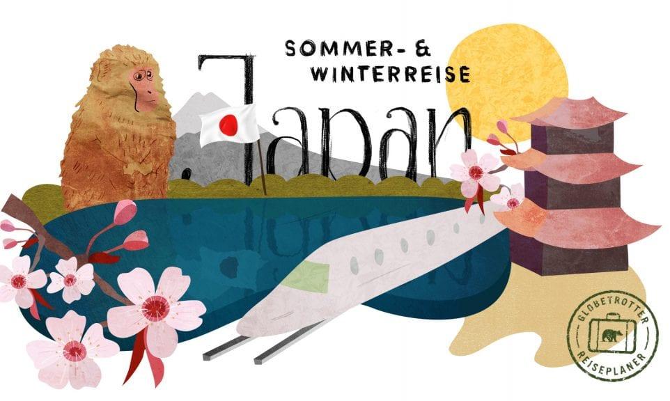Planer: Reiseziel Japan