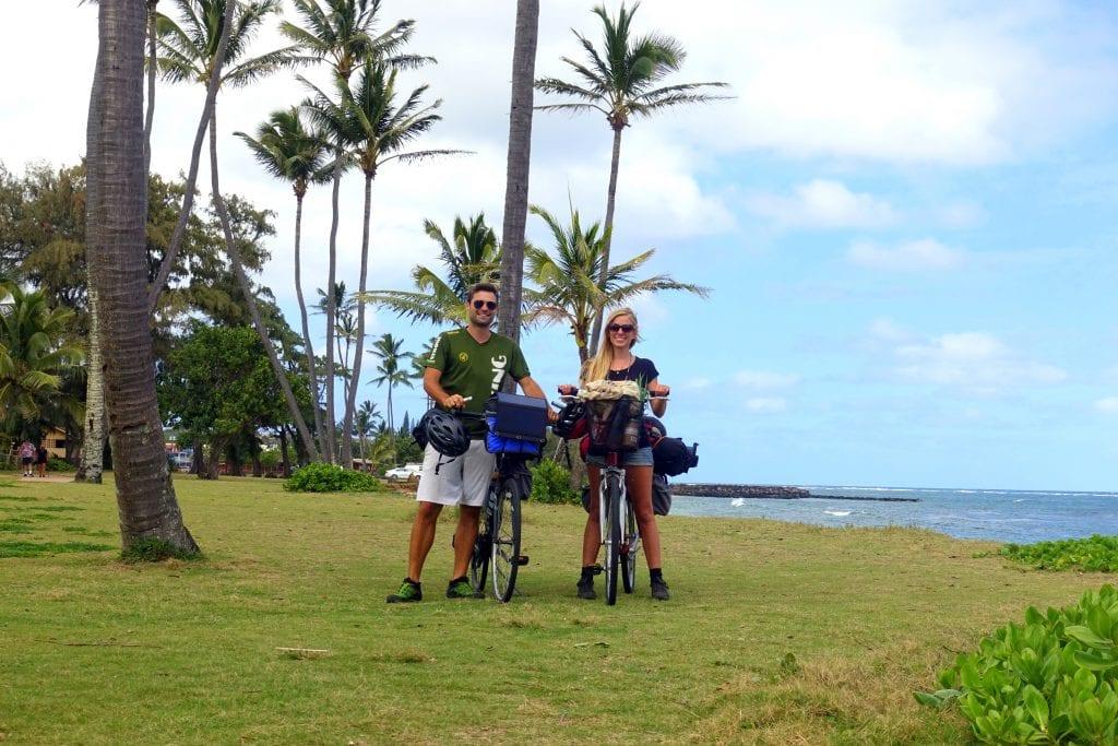 Hawaii Fahrrad