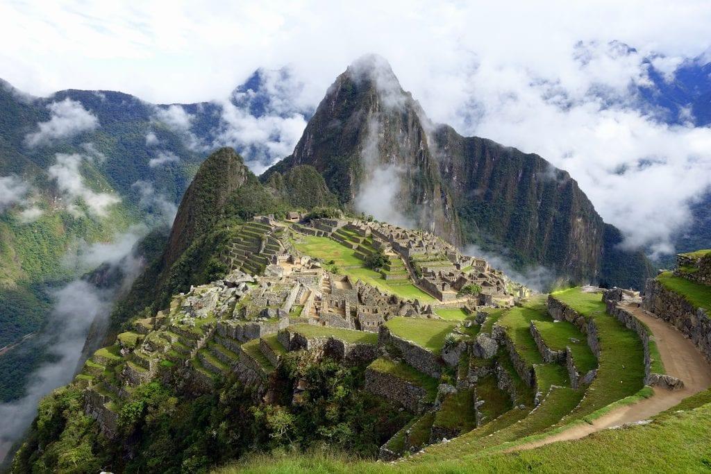 Zum Machu Picchu Peru ohne Routenplanung