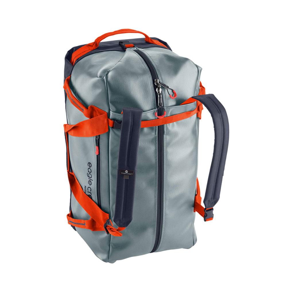 Duffle Bag mit Schulterträgern