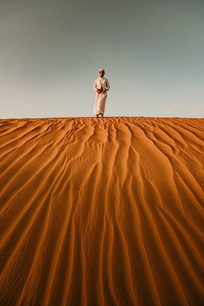 Stephan Orth - Saudi-Arabien Wüste