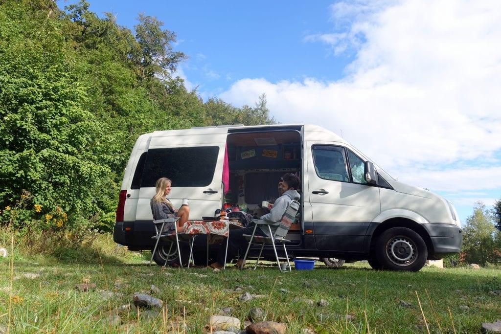 Vanlife Deutschland Camper