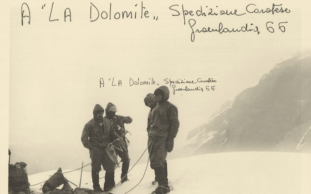 Dolomite Expedition nach Grönland