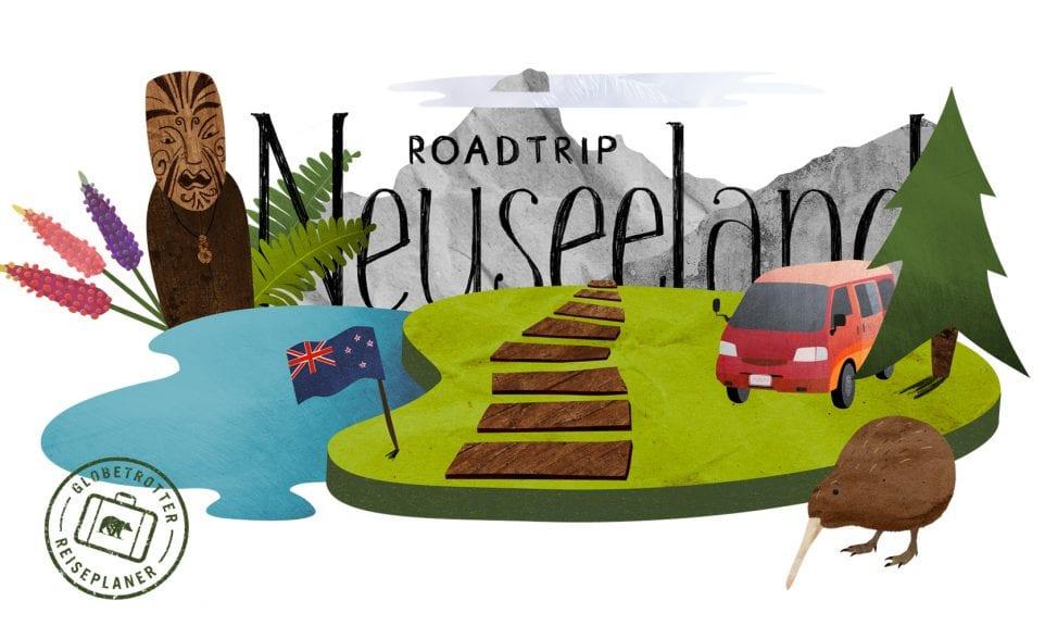 Planer: Roadtrip Neuseeland