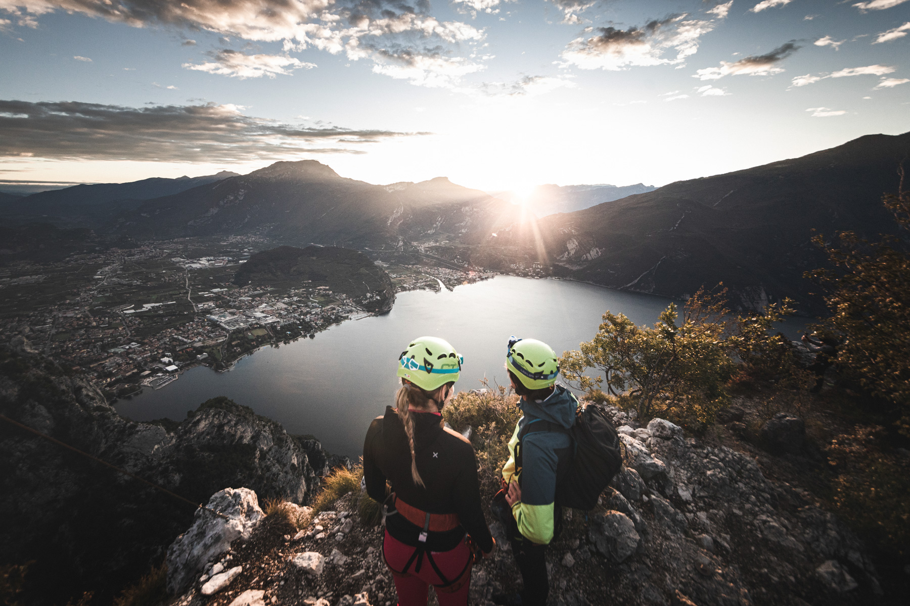 Cimacapi Garda Trentino Climbing