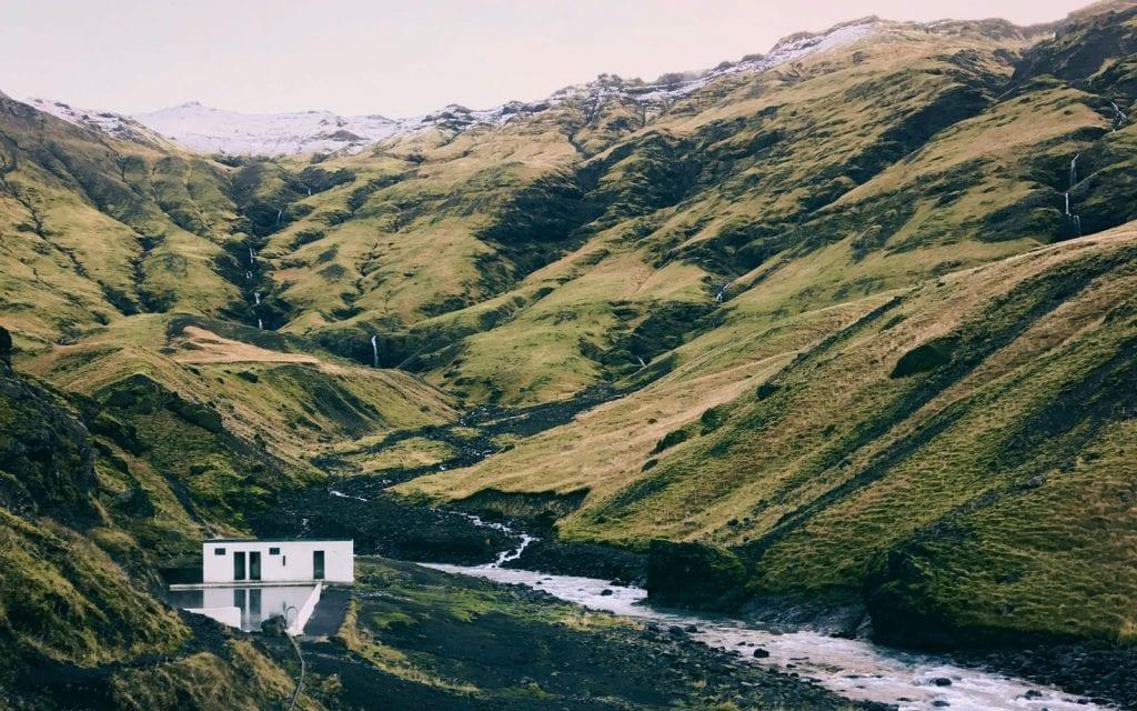 Island Ringstraße heiße quellen