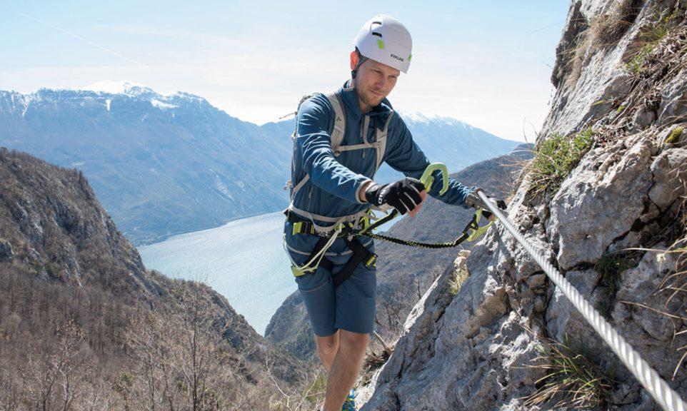 Kaufberatung Klettersteig Aufmacher