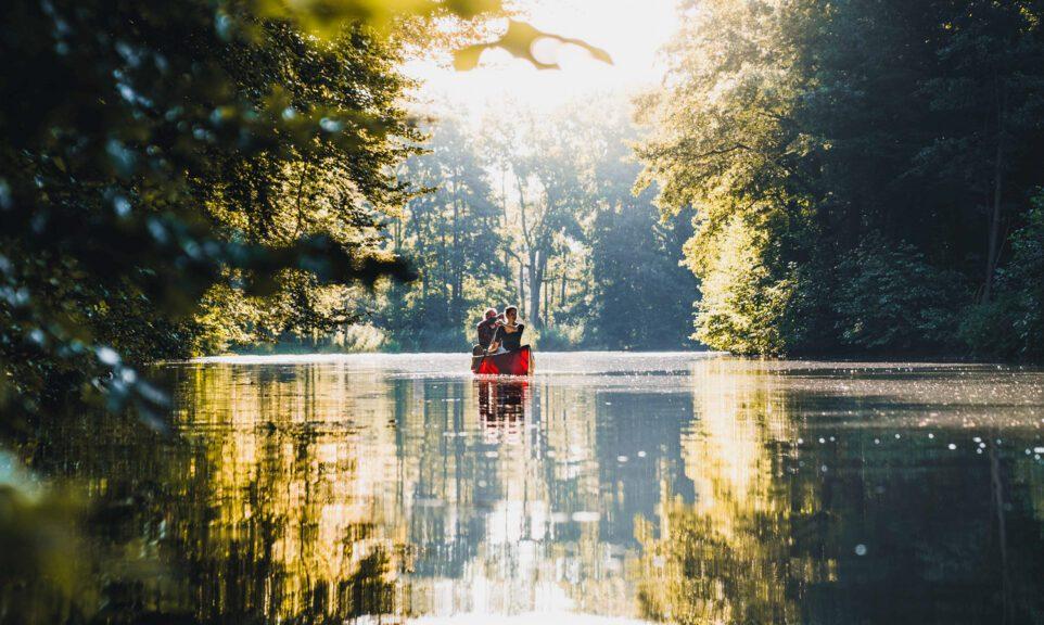 Seenland: Wenn die Zeit verschwimmt