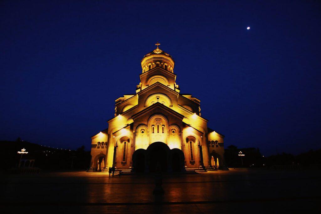 Kathedrale Tiflis