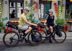 Reduktion auf das Wesentliche ist die Equipment-Grundlage jedes Bikepacking-Abenteuers.