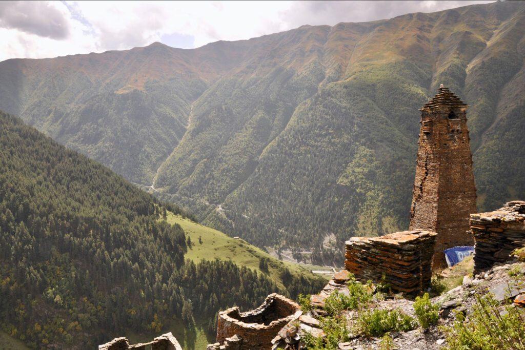 Tuscheti Nationalpark
