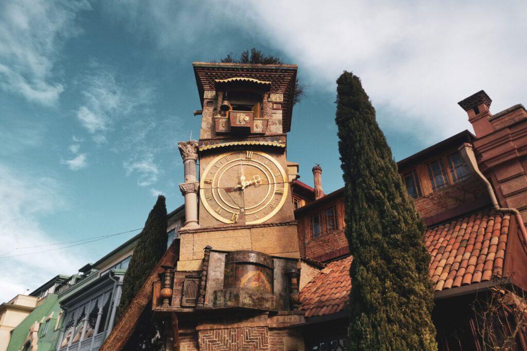 Clock Tower Tiflis