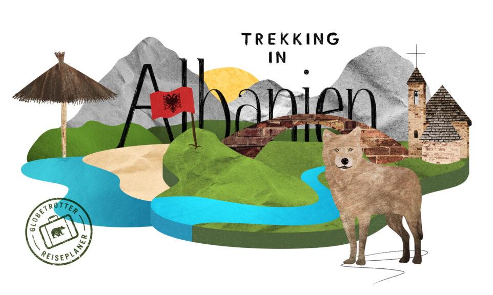 Reiseplaner Albanien