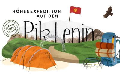 Reiseplaner Pik Lenin