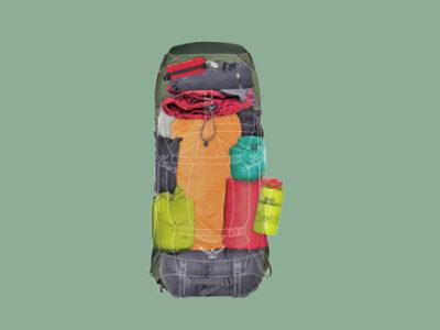 6 Tipps zum Rucksackpacken