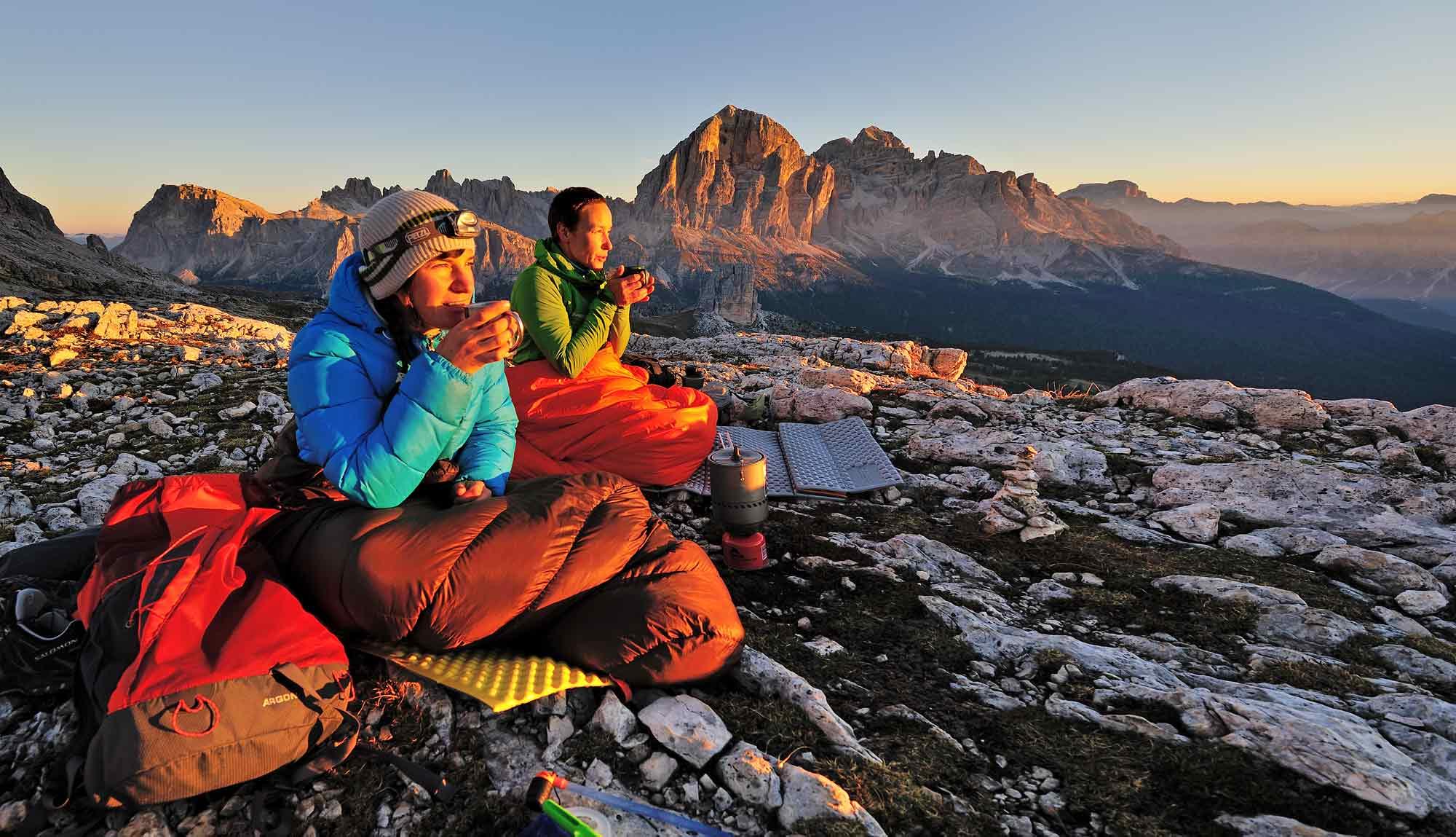 Klettersteigset Globetrotter : Trekking wilde schönheit dolomiten globetrotter