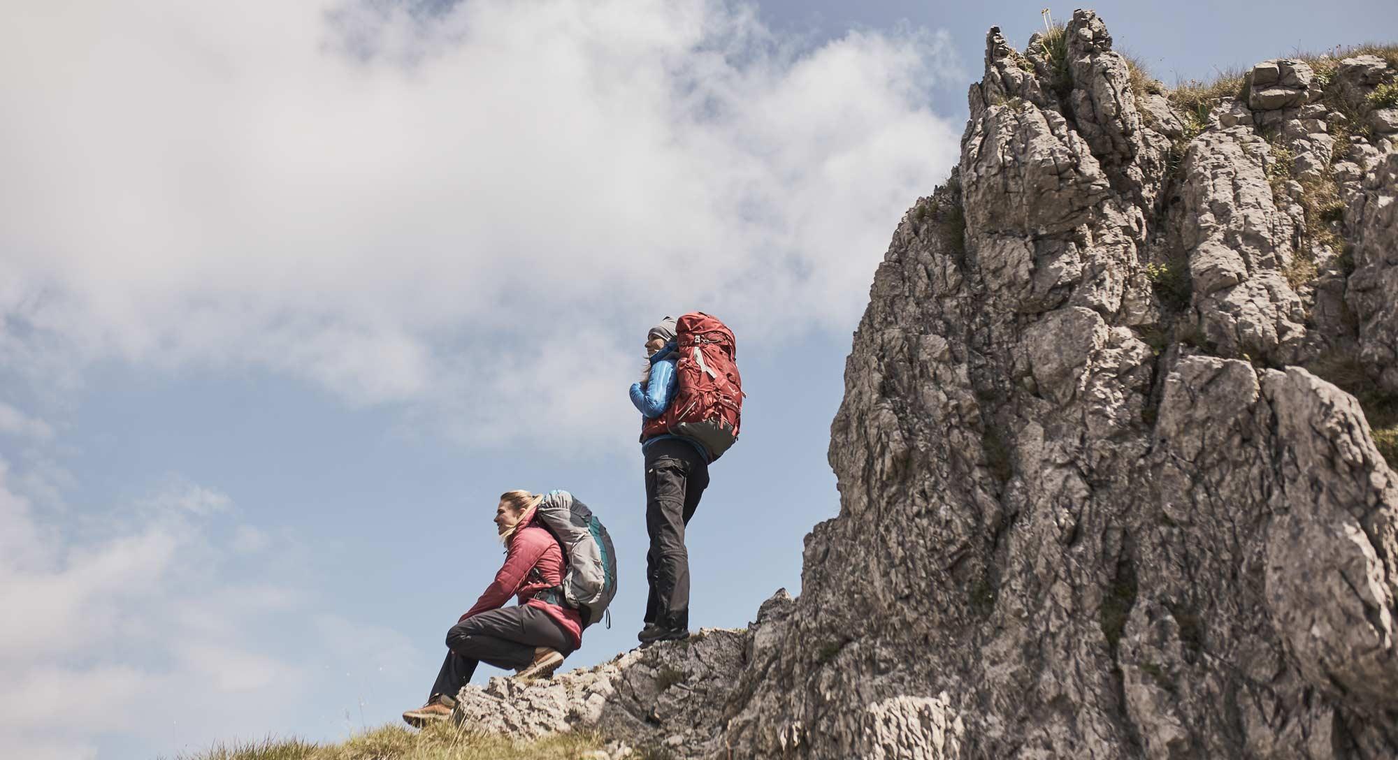 Klettergurt Globetrotter : Interview ausrüstung für frauen globetrotter