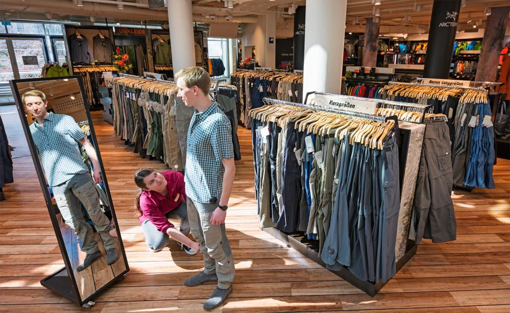 Outdoorküche Klein Jeans : Kaufberatung: hosen globetrotter.de