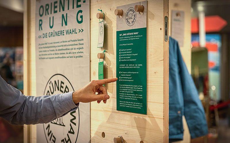 Kletterausrüstung Flensburg : Mission: grüne horizonte globetrotter.de