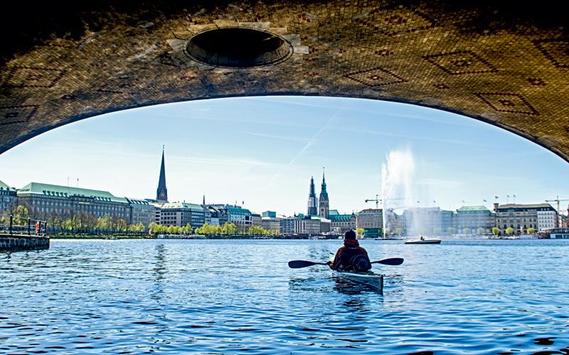 Kletterausrüstung Hamburg : Hamburg u2013 unsere paddelperle globetrotter.de