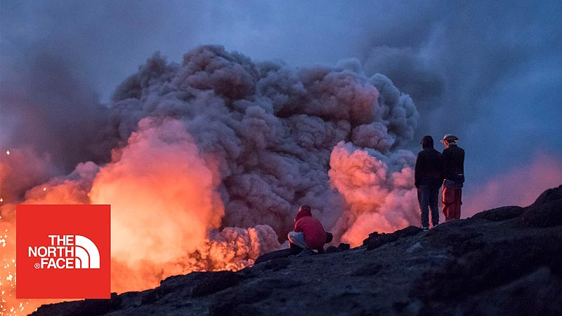 ... in the South Pacific island of Vanuatu. Negotiating molten rock and  dirt storms, active volcano Mount Yasur was home to their latest skiing  adventure. 5cb764bc75
